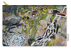 Lyn Hairpin Carry-all Pouch