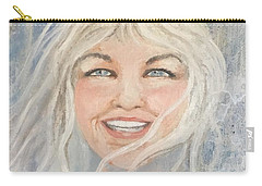 Lynnportrait Of A Young Woman  Carry-all Pouch