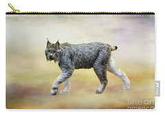Lynx Carry-all Pouch by Suzanne Handel