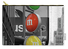 M And Ms In New York City Carry-all Pouch