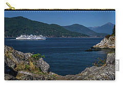 M/v Queen Of Cowichan Carry-all Pouch