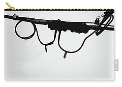 Carry-all Pouch featuring the photograph Ma Bell by Joe Jake Pratt