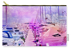 Marina In The Morning Glow Carry-all Pouch