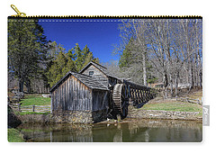 Mabry Mill Late Fall Carry-all Pouch