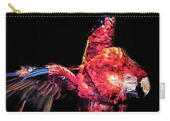 Macaw Parrot Carry-all Pouch