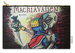 Machiavalien Carry-all Pouch