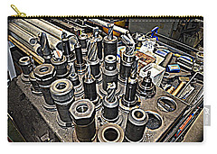 Machinist Shop Tools Series 4 Carry-all Pouch