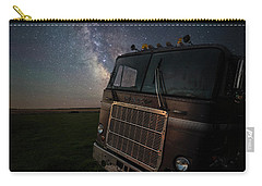 Carry-all Pouch featuring the photograph Mack by Aaron J Groen