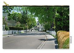 Mackinac Island Street Carry-all Pouch