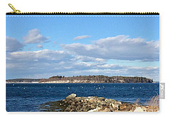 Mackworth Island Falmouth Maine Carry-all Pouch