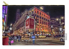 Macy's Of New York Carry-all Pouch