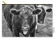 Mad Cow  Carry-all Pouch