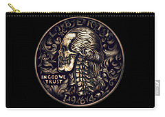 Mad Money Carry-all Pouch by Fred Larucci