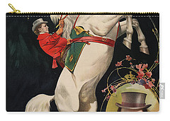 Madam Ada Castello Poster 1899 Carry-all Pouch