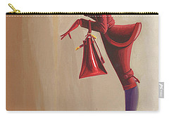 Madame Rouge Carry-all Pouch