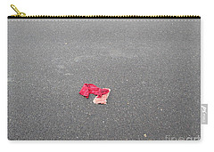 Carry-all Pouch featuring the photograph Made Out Of Meat by Marie Neder