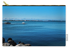 Madison Across Lake Mendota Carry-all Pouch