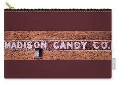 Madison Candy Co. Sign- Madison, Wi Carry-all Pouch