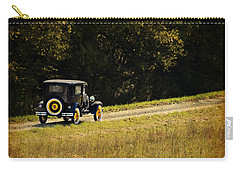 Madison County Back Roads-ford Carry-all Pouch