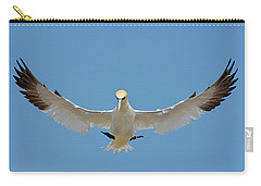 Carry-all Pouch featuring the photograph Maestro by Tony Beck
