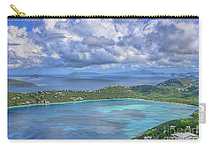 Magens Bay  Carry-all Pouch by Olga Hamilton