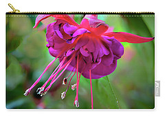 Magenta Fuchsia Carry-all Pouch