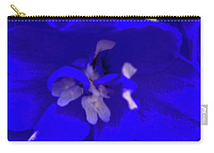 Magestic Blue Carry-all Pouch