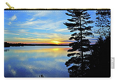 Magic Hour Carry-all Pouch by Keith Armstrong