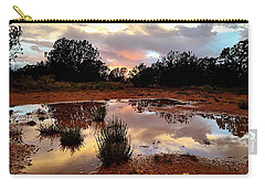 Magic In A Rain Puddle Carry-all Pouch