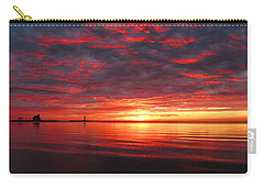 Magic In My Lens Carry-all Pouch by Greta Larson Photography