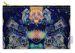 Magic In The Village Carry-all Pouch