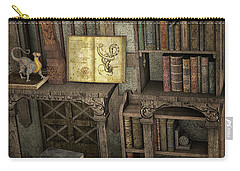 Magic Literature Carry-all Pouch