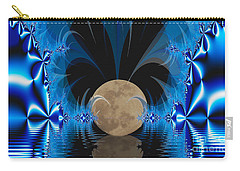 Magic Moon Carry-all Pouch by Geraldine DeBoer