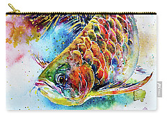 Magic Of Arowana Carry-all Pouch