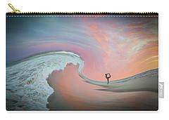 Magical Beach Sunset Carry-all Pouch