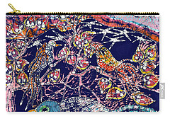 Magical Birds Carry-all Pouch