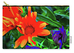 Magical Flowers Carry-all Pouch by Joe Burns
