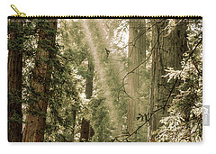 Magical Forest 2 Carry-all Pouch by Ana V Ramirez