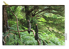 Magical Forest Carry-all Pouch by Aidan Moran