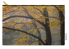 Magical Forest Blue Ridge Parkway Carry-all Pouch