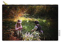 Magical Garden Carry-all Pouch