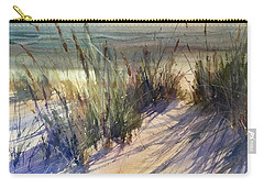 Carry-all Pouch featuring the painting Magical Michigan by Sandra Strohschein