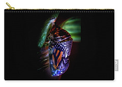Magical Monarch Carry-all Pouch by Karen Wiles