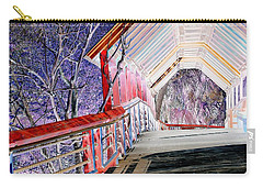 Magical Mystery Bridge Carry-all Pouch