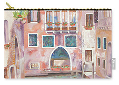 Magical Venice Carry-all Pouch by Lisa Boyd