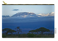 Magnificent Kilimanjaro Carry-all Pouch