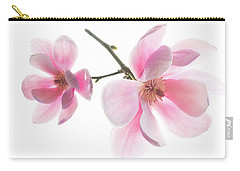 Magnolia Is The Harbinger Of Spring. Carry-all Pouch