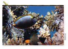 Magnificent Red Sea World Carry-all Pouch