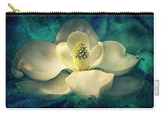 Magnolia Blossom Carry-all Pouch