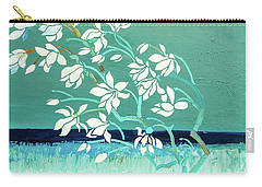 Magnolia Carry-all Pouch by Gallery Messina